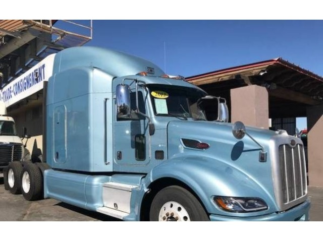 Used 2012 PETERBILT 386 Semi Truck For Sale in El Paso TX - Tesa Trucks | free-classifieds-usa.com
