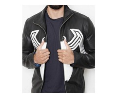 Venom Tom Hardy Leather Jacket
