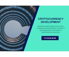 Cryptocurrency Development Company in India | Block Chain Developments