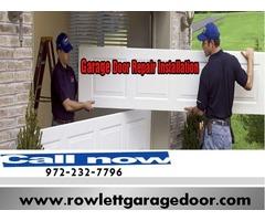 24 Hour | Emergency Garage Door Installation ($25.95) | Rockwall Dallas, 75087 TX