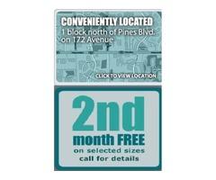 Best Storage Facilities in Pembroke Pines