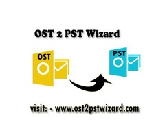 OST 2 PST Wizard