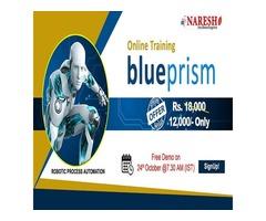 Blue Prism Online Training in USA - NareshIT