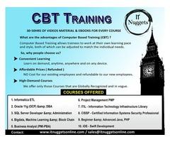 CBT(Computer Based Training)