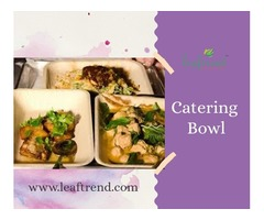 Disposable catering Bowl