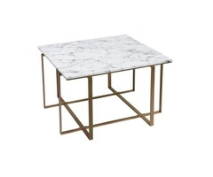 Marble Top Coffee Table China | Belleworks.com