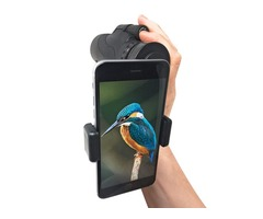 Smartphone Telephoto Lens Monocular 12X50 High Power Waterproof Shockproof Coated Lens
