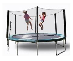 Keep Your Children Active with Indoor Trampoline - Happy Trampoline