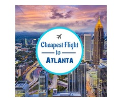 Cheap Flights to Atlanta | Search Deals on Airfare to Atlanta