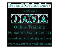 Java and J2EE online training
