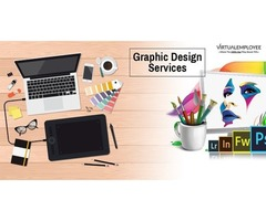 Outsource Graphic Design Services to Virtual Employee