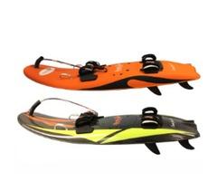 Jet ski powered surfboard STSX Surftek
