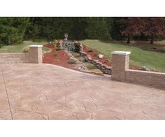 G & P Concrete - Get your patio ready for Fall