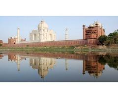 Taj Mahal trip planning by Maharajas express
