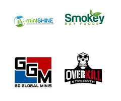 Fresh Logo Design For Your Business