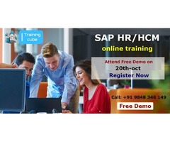 SAP HR/HCM Online Training Interested people Attend Free Demo Register Now