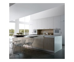 Stainless Steel Kitchen Cabinets Avoid Formaldehyde Harmful Substances