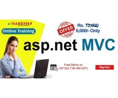 Asp.net MVC Online Training in USA - NareshIT