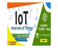 IoT Online Training in USA - NareshIT