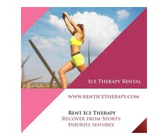 cold therapy system rental   renticetherapy