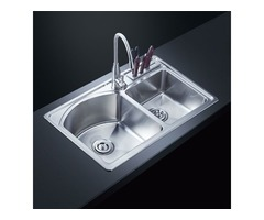 China Stainless Steel Sink  Need Your Care To Be Radiant