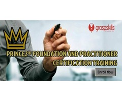 PRINCE2® Foundation and Practitioner Certification Training Course in Boston, MA | Graspskills.com