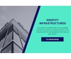 Blockchain Technology Case Study on Identity (Data Security) Infrastructures