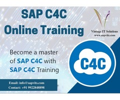 SAP C4C Training Online with SAP C4C Training Material