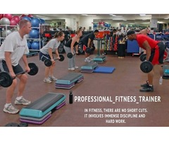 Eric Sean Offering Personal Fitness Training for Personal Development