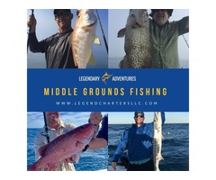 Middle Grounds Fishing