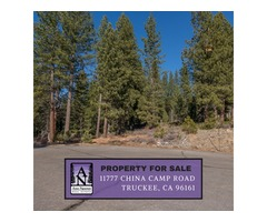 CHINA CAMO RD (11777) TRUCKEE IS FOR SALE!!!!
