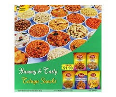 Karwa Chauth Special Yummy & Tasty Snacks Online Richardson,Texas - MyHomeGrocers