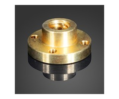 Brass Copper Nut For JKM 42 Linear Stepper Motor JK42HS34-1334
