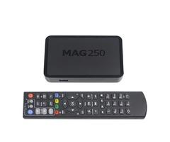 MAG 250 IPTV Box Linux System Sky Italy UK DE European IPTV Box