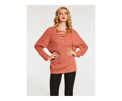 Tidebuy Multi Colors Womens Sweater