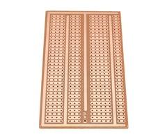 1pcs 5X10cm Single Side Copper Prototype Paper PCB Breadboard 2-3-5 Joint Hole
