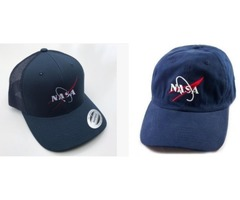 Buy High Quality NASA Hats For Men
