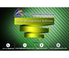 Quotation Management Software (QMS) System