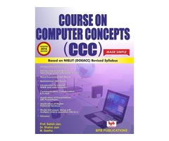 Exam Pattern Of CCC Courses By NIELIT