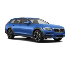 Car Lease 2018 Volvo V90 Cross Country