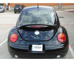 2005 Volkswagen Beetle GLS (Black)