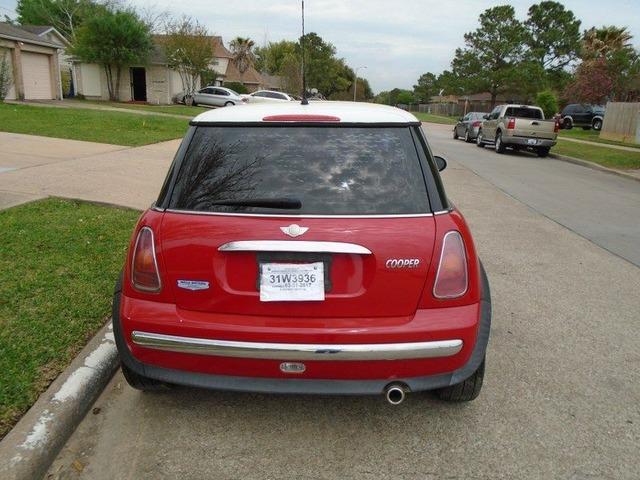 Mini Cooper Usa >> 2004 Mini Cooper Red Used Cars Houston Texas