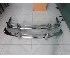 VW Karmann Ghia US 56-71 stainless steel bumper (discount 10%)