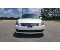 2007 NISSAN ALTIMA 2.5 S FOR SALE