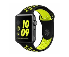 Sporting Style Smart Watch Silicone Belt for 38mm/42mm Apple watch