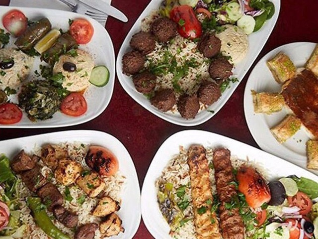Halal Food Restaurant Near Me - List of fast food restaurant