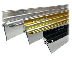 Framed Shower Door Drip Rail - Shower Door Rail Replacement | pFOkUS