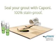 Best Epoxy Grout Sealer - Color Grout Sealer - Caponi | pFOkUS