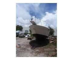 Boat 33 X 14 Ft No Engine for sale by Storage company $4500 OBO