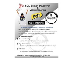 FREE CBT (Computer Based Training) for SQL Developer